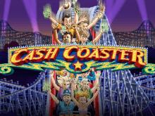 Cash Coaster на зеркале Вулкан