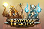 Онлайн автомат Egyptian Heroes