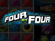 Играйте на деньги в автомат Four By Four