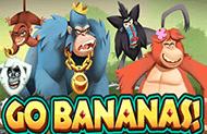 Онлайн автомат Go Bananas!