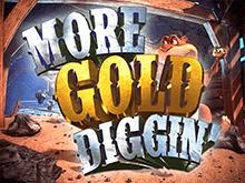 Играть в азартные игры More Gold Diggin