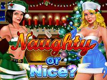 Naughty Or Nice на зеркале Вулкан