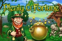 Plenty O'Fortune - Ирландская азартная онлайн-игра