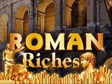 Игровой автомат Roman Riches: простые правила и выигрыши