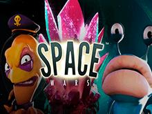 Новая популярная игра с бонусами Space Wars