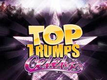 Игровой автомат Top Trumps Celebs разработчика Playtech в казино